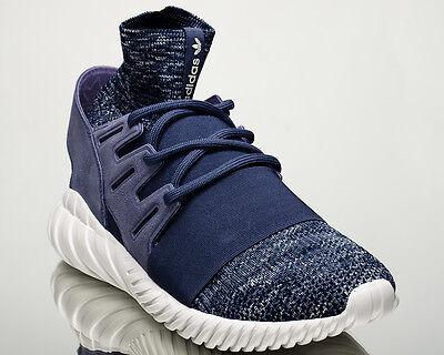 adidas Originals Tubular Doom Primeknit PK sneakers NEW dark blue BB2393 Blue Bb