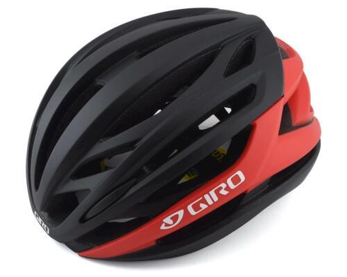 Giro Syntax MIPS - Matte Black/Bright Red - Medium