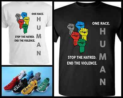 Human Race Tee - EXCLUSIVE TEE/T-SHIRT TO MATCH THE PHARRELL x ADIDAS NMD HUMAN RACE COLLECTION!