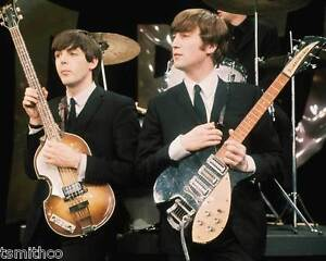 Paul-McCartney-and-John-Lennon-8x10-Photo-003