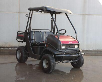 "LANDMASTER HAMMERHEAD 200 SPORT UTV BUGGY GO CART ATV ""NEW"""