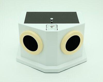 New Portable Manual Chairside Darkroom X-ray Film Developer - Whitebeige