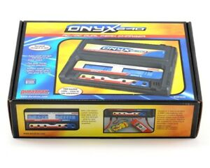 Duratrax Dual RC battery charger NiMh,NICD