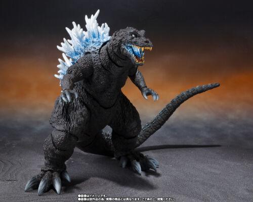 S.H. MonsterArts Godzilla 2001 Heat Ray ver. action figure Bandai Tamashii