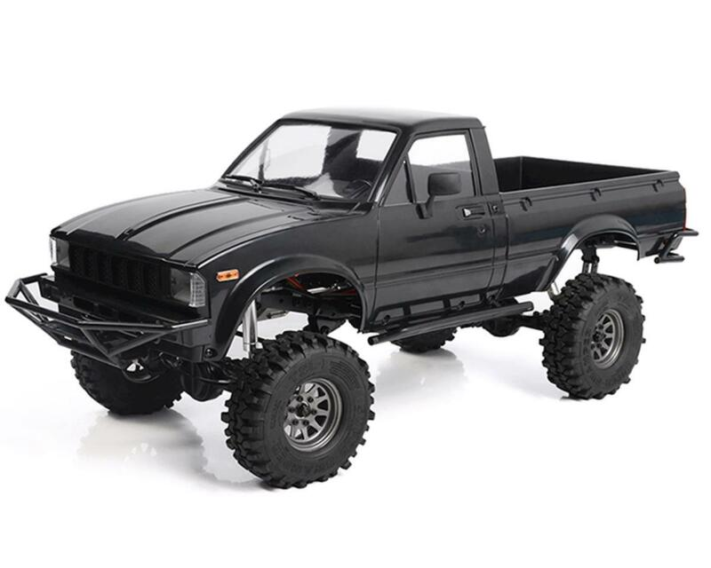 RC4WD Trail Finder 2 Midnight Edition RTR 4WD Scale Crawler Truck [RC4ZRTR0054]