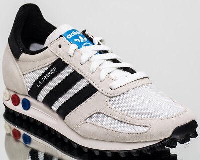 adidas Originals LA Trainer OG men sneakers white Last size 14 US BY9322