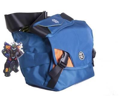 Crumpler Camera Bag 6 Million Dollar Home, NEW, BLUE Blue Home Camera Bag