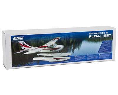 E-flite Eflite Apprentice 15e RC Airplane Float Set Floats : 15-Size EFLA550 for sale  Saint Paul