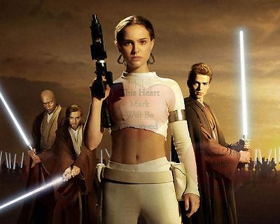 Natalie Portman Star Wars 8X10 GLOSSY PHOTO PICTURE IMAGE np79