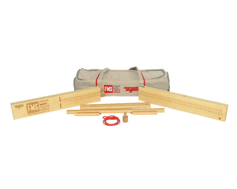 Functional Movement Systems (FMS) Test Kit — Wooden