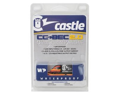 Castle Creations Creation BEC 2.0 Waterproof BEC Voltage Regulator (15 Amp) ()