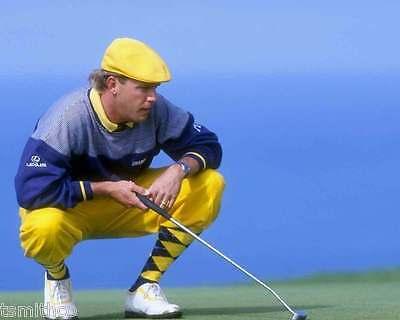 Payne Stewart Golf 8x10 Photo 002 Payne Stewart Photos