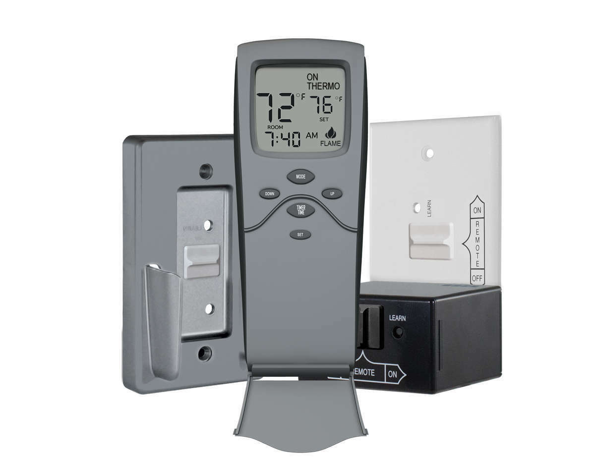 3301 thermostatic remote control for fireplaces gas