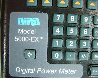 Bird 5000-ex Rf Power Meter