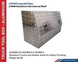 Aluminium HALF DOOR W1210 Toolbox - Truck and Ute Laverton North Wyndham Area Preview