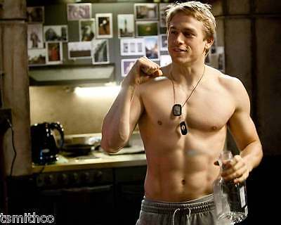 Charlie Hunnam Sons Of Anarchy 8X10 Photo 008