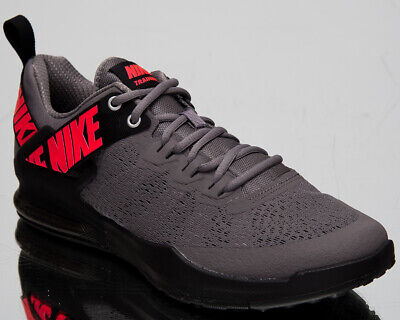 Nike Zoom Domination TR 2 Mens Gunsmoke Cross Training Shoes Sneakers