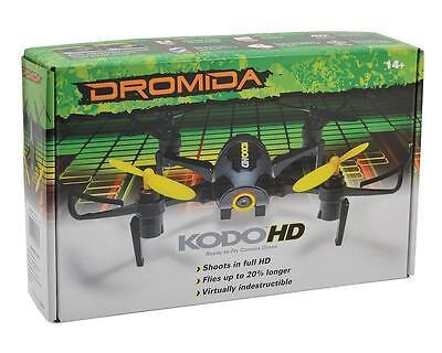 BRAND NEW DROMIDA KODO HD UAV DRONE QUADCOPTER WITH CAMERA RTF READY TO FLY !!