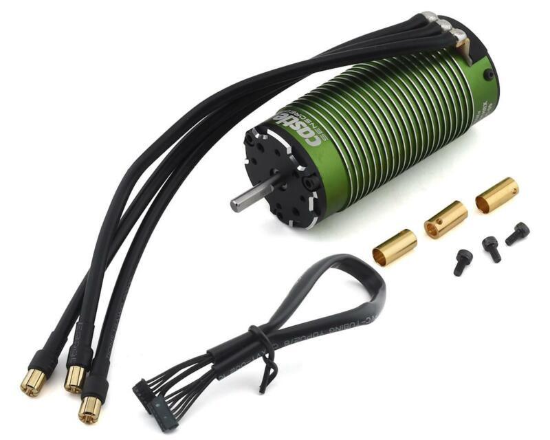 Castle Creations 1520 4-Pole Sensored Brushless Motor (1650KV) [CSE060-0075-00]