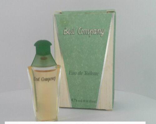 Best+Company++Vintage++Eau+De+Toilette+4ml+Miniature+Rare+Item+For+Her