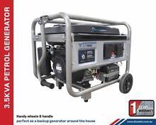 Petrol Generators Trade Coffee Van Home Workshop Inflatables -NEW Kewdale Belmont Area Preview