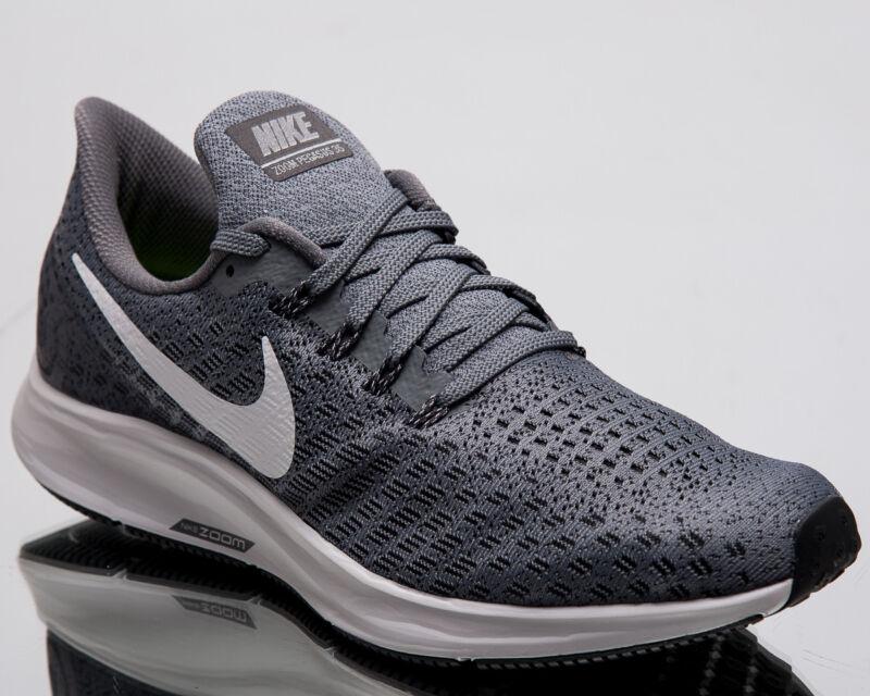0a050c460681d Nike Air Zoom Pegasus 35 Men New Cool Grey Platinum Running Sneakers 942851- 005