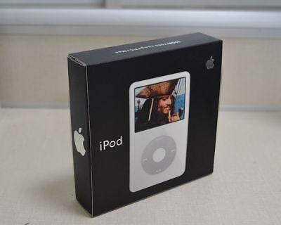 Apple iPod Classic Video 5.5th Gen 30GB/60GB/80GB Black/White Player - Sealed