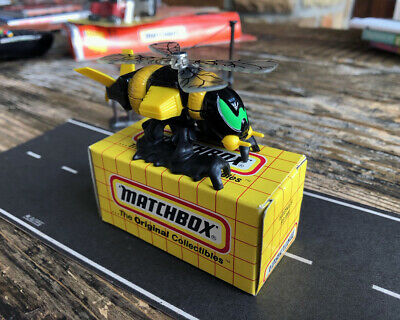 Matchbox Superfast #68 Stinger Helicopter Wasp Bee BOXED 1995