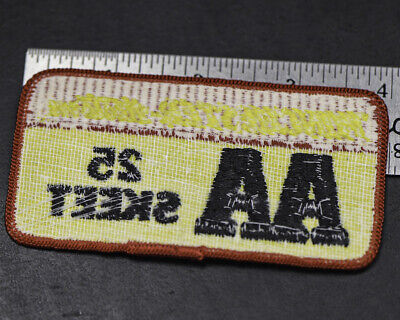 Winchester Western AA Shooting  patch Never used 25 Straight Skeet