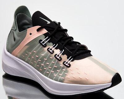 Nike Damen EXP-X14 Damen Neu Sneakers Mica Grün-weiss Sturm Pink AO3170-300