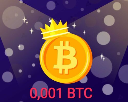 Mining Contract For Extraction 0.001 BTC