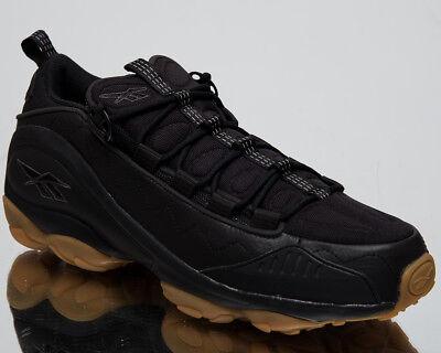 Reebok DMX Run 10 Gum New Men's Lifestyle Shoes Black Coal 2018 Sneakers CN3569](Coal Gum)
