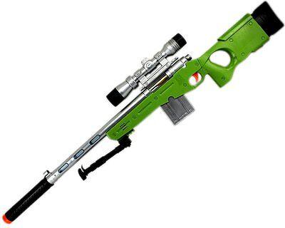 Sniper SCHARFSCHÜTZENGEWEHR Elite mit Sound Licht AWP !!