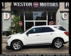 2015 Chevrolet Equinox LS*POWER GROUP*BLUETOOTH*WOW LOW KM!!*