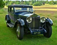 1931 Rolls-Royce Phantom 2 Continental by H.J. Mulliner