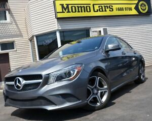 2014 Mercedes-Benz CLA250 250!PanormicRoof+HeatedSeats!Only$189/