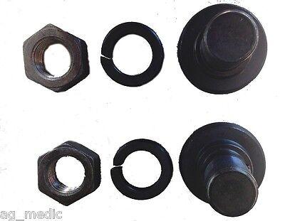Replacement International Rotary Cutter Blade Bolt Kit Code Rc105 Wac