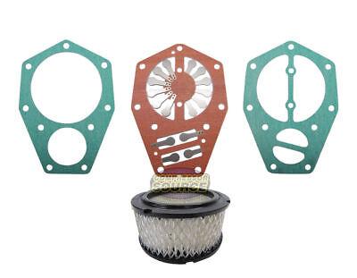 Campbell Hausfeld Speedaire Tf Series Head Rebuild Kit W Air Filter