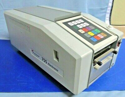 Better Pack 755 Electronic Tape Dispenser Gummed Tape Packing Machine Warranty