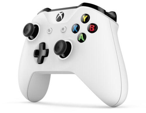 Купить Official Microsoft Xbox One S Wireless Controller - White