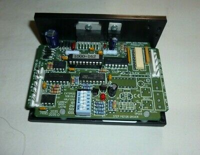 Applied Motion Products Model 2035 Step Motor Driver 12-35 Vdc Usedtested