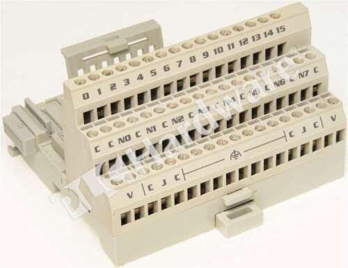 Allen Bradley 1794-TB3T /A FLEX I/O Terminal Base for Temperature Modules Qty