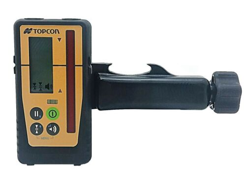 Topcon LS-100D Digital Rotary Level Detector with H100 Rod Mount