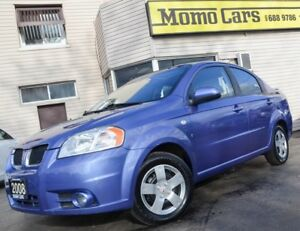 2008 Pontiac Wave SE! Low Kilometers! Keyless Entry!
