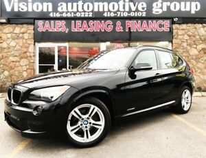 2014 BMW X1 xDrive28i   M-SPORT ONEOWNER ACCIDENT FREE