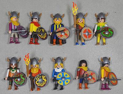 Playmobil Wikinger (1) Vikings Vikingo Viking Barbaren Römer Ritter Knights