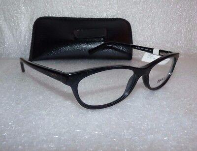 NEW DKNY DY 4629 3001 EYEGLASSES GLASSES FRAMES 52-15-140 BLACK EYEWEAR VISION