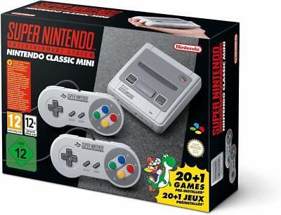 Grey Systems - Super Nintendo Entertainment System - Classic Mini Edition