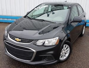 2017 Chevrolet Sonic LT *HEATED SEATS*