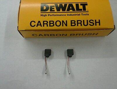 Dewalt Grinder Motor Brush Set 2 Brushes 650916-01 D28402 D28 000 Series